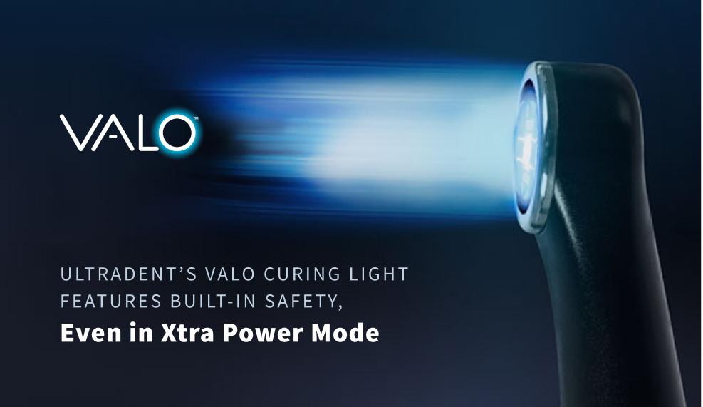 VALO High Intensity Curing Light